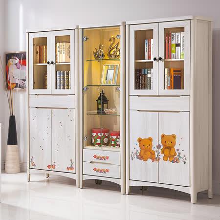 HAPPYHOME 瑪奇朶7.2尺書櫃UZ6-257-2