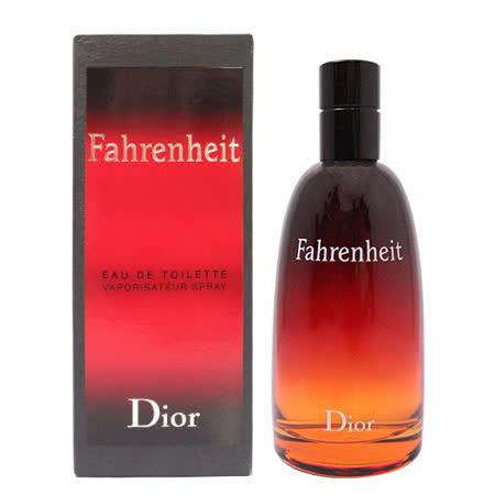 Dior 迪奧 Fahrenheit 華氏溫度男性淡香水(100ml)