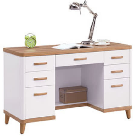 HAPPYHOME 寶格麗4尺書桌UZ6-258-4