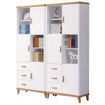 HAPPYHOME 寶格麗5.2尺書櫃UZ6-258-5
