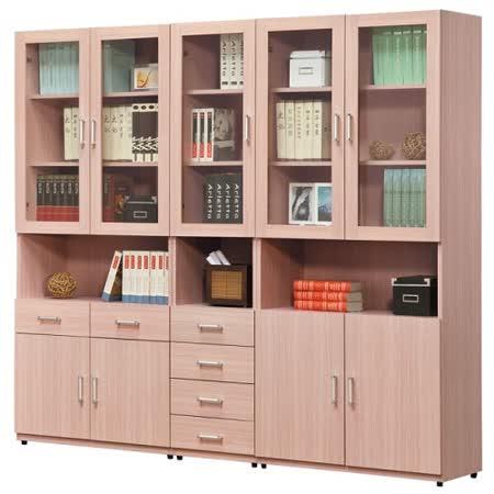 HAPPYHOME 貿昇6.6尺書櫃UZ6-260-1