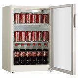 Haier海爾80L直立式飲料冷藏櫃(HSC-80) 含基本安裝