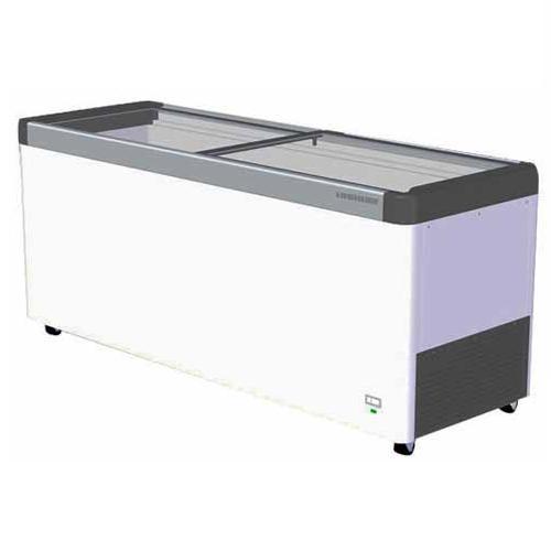 德國利勃LIEBHERR 585L玻璃推拉冷凍櫃(EFE-5702)送安裝