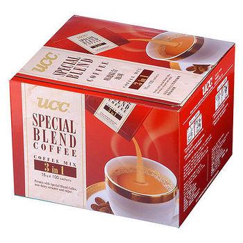 UCC3合1咖啡精裝盒-精選綜合16g*100   入
