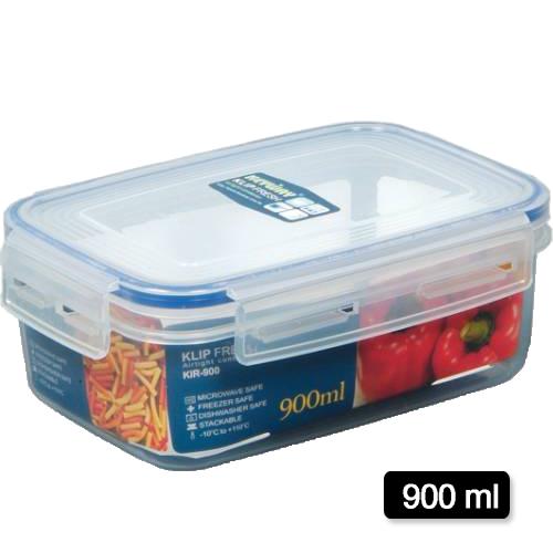 天廚長型保鮮盒900ml