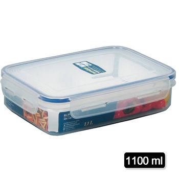 天廚長型保鮮盒1100ml
