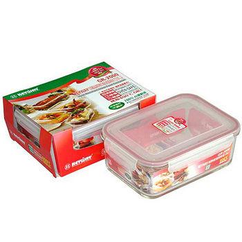 KEYWAY 耐熱玻璃保鮮盒(2L)