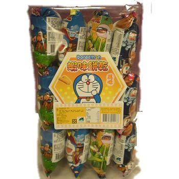 哆啦A夢原味蝦味餅乾108g(內12包)