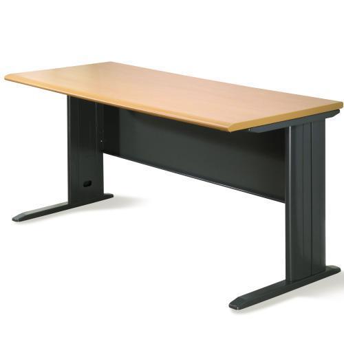 120CM木紋色CD辦公桌(CD-120BW)