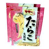 日本《日清》媽媽麵醬包-鱈魚子(48g)*2入