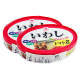 日本《日魯》沙丁魚(小)-茄汁(100g)*2入