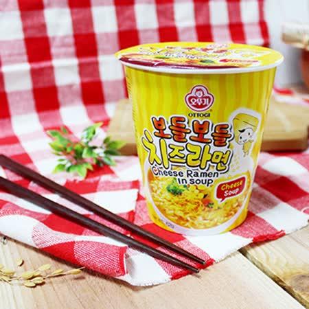 【OTTOGI】韓國不倒翁起司風味湯杯麵