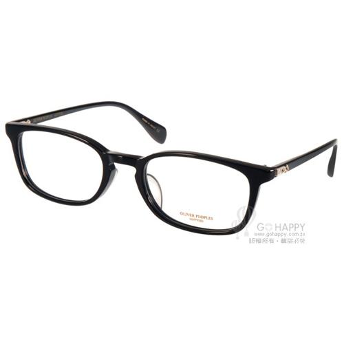 OLIVER PEOPLES光學眼鏡 美式 休閒款^(黑^) ^#WELLING 1005
