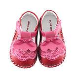 【愛的世界】LOVEWORLD 蓬蓬裙寶寶鞋/學步鞋/13~15CM-台灣製-