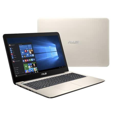 【福利品】ASUS K556UQ 15.6吋FHD霧面螢幕 i5-6200U 1TB+128G SSD 940MX 2G獨顯 強勁效能級筆電 (金色)