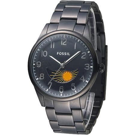 【部落客推薦】gohappy快樂購FOSSIL 月相視窗擎梭時尚腕錶-IP黑(FS4849)效果如何桃園 愛 買 美食
