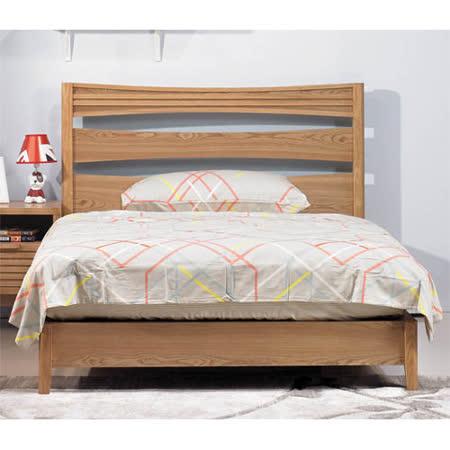 達瑞3.5尺實木床架