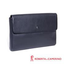 Roberta di Camerino 全皮手夾包 020R-08001