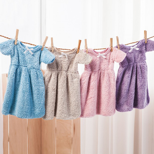 MORINO 超細纖維洋裝 擦手巾