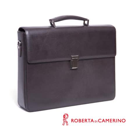 Roberta di Camerino 全皮公事包 020R-25802