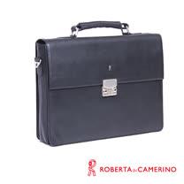 Roberta di Camerino 全皮公事包 020R-32701