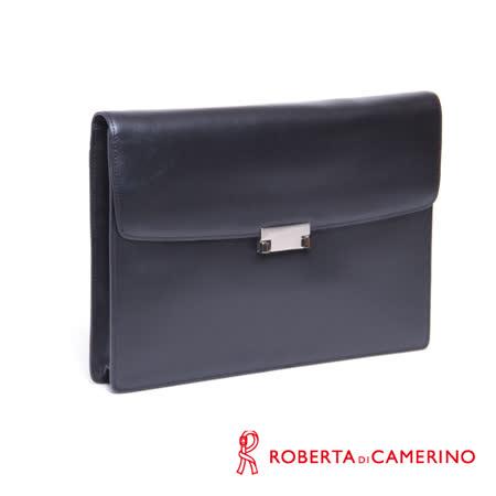 Roberta di Camerino全皮夾包  020R-34701