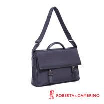 Roberta di Camerino 雙磁扣公事包 020R-41301