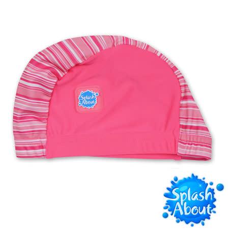 Splash About 潑寶 UV Swim Hat 抗UV泳帽-陽光櫻花