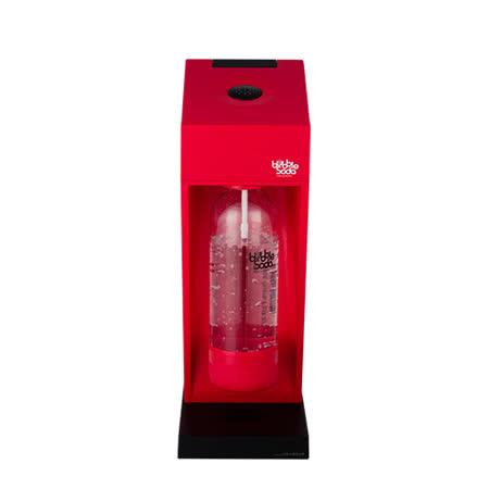 Bubble Soda  健康氣泡水機 BS-881R(紅色)