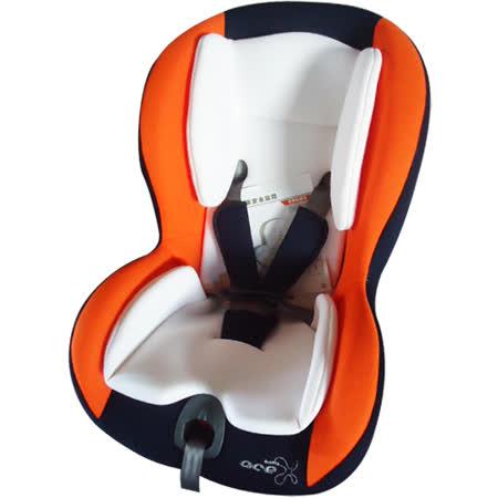 babyace 0~4歲汽車安全座椅(橘紅色)