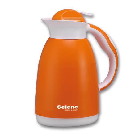 【Selene】1000ML玻璃內膽保溫壺 TB-1000