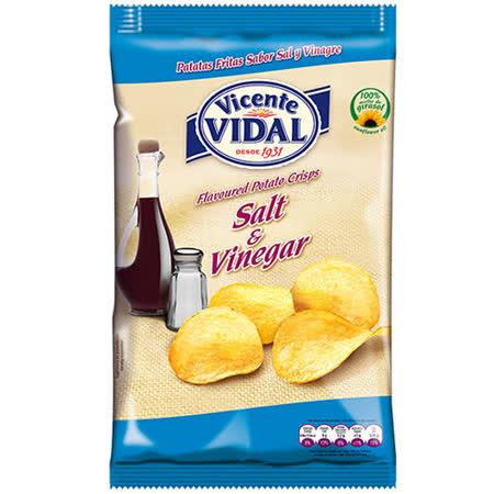 西班牙 比達爾香醋鹽味洋芋片135g