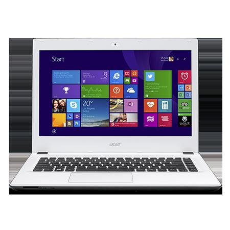 【ACER宏碁】E5-432G-P4TK 14吋 Intel N3700 四核心 4G記憶體 500GB硬碟 NV920 2G獨顯 Win10超值文書筆電 (白) ★加贈INTEL後背包★