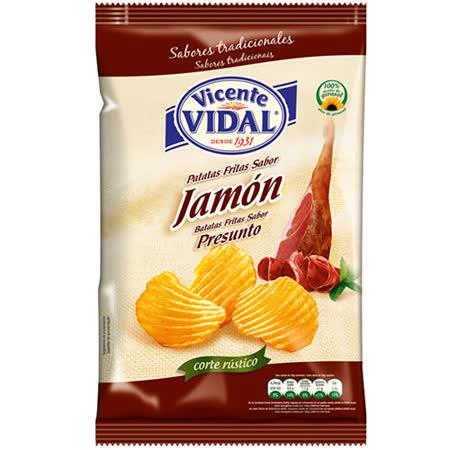 西班牙 比達爾火腿風味洋芋片135g