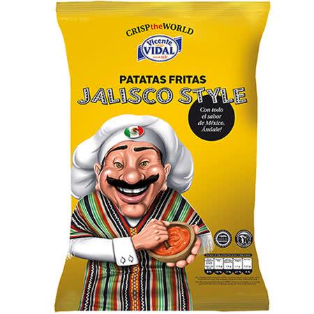 西班牙 比達爾墨西哥玉米餅洋芋片120g