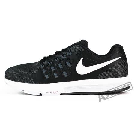 NIKE (男) 耐吉 NIKE AIR ZOOM VOMERO 11 慢跑鞋 黑/白-818099001