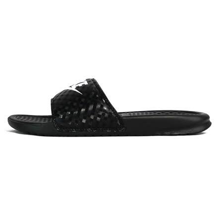 Nike 女 WMNS BENASSI JDI 耐吉 拖鞋 黑 - 343881011