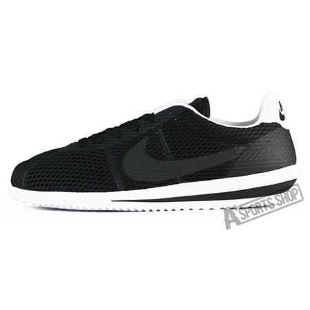 NIKE (男) 耐吉 NIKE CORTEZ ULTRA BR 休閒鞋 黑/白-833128001