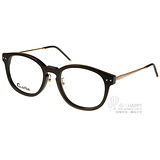 Greek Myth光學眼鏡 流行簡約百搭款(黑-金) #AR6001 C01