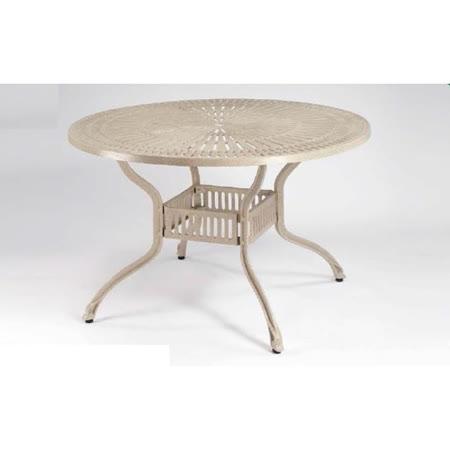 鋁合金4尺太陽圓桌