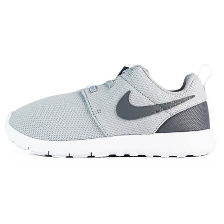 Nike 童 NIKE ROSHE ONE BPV 慢跑鞋 耐吉 灰 - 749428028
