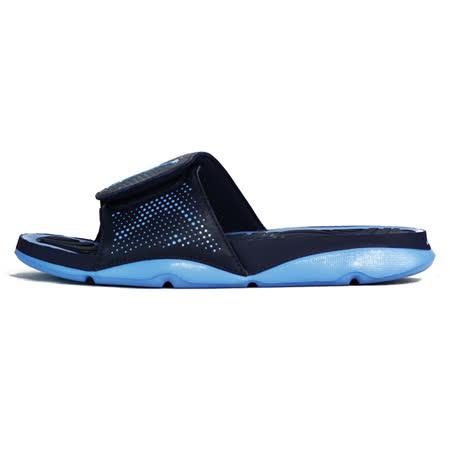 Nike 男 JORDAN HYDRO 5 耐吉 拖鞋 藍 - 820257407