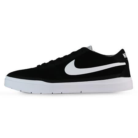 Nike 男 NIKE BRUIN SB HYPERFEEL 經典復古鞋 耐吉 黑/白 - 831756001