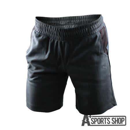 PUMA (男) 彪馬 法拉利經典系列棉短褲(M) 黑-57137601