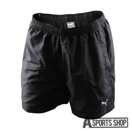 PUMA (男) 彪馬 基本系列半短褲(M) 黑-83187401