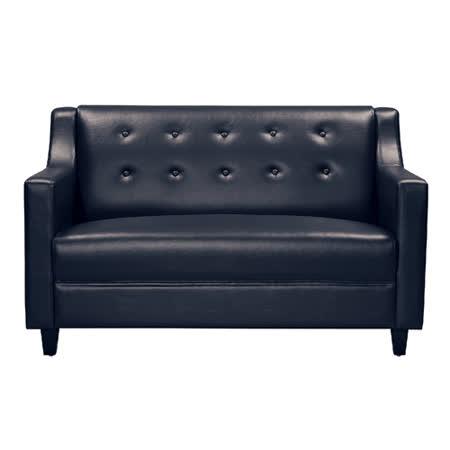 貝琦黑色沙發