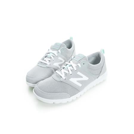 New Balance女 走路(健走)鞋 灰白-WL315CB
