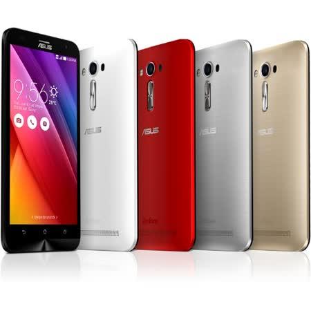 ASUS ZenFone 2 Laser ZE550KL 2G/32G 5.5吋 八核 LTE智慧型手機-贈專用皮套+9H鋼化玻璃保貼+韓版可愛收納包+手機/平板支架