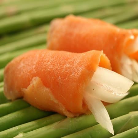 【優食配】鮮美煙燻鮭魚100g/包(任選)