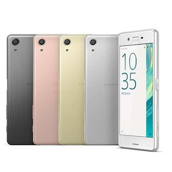 SONY Xperia X 5吋 六核智慧型手機加贈玻璃貼+保護套+MicroUSB電扇+小米燈+16G記憶卡 4G LTE